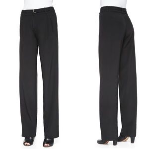 ATM Anthony Thomas Melillo Belted Faille Pants